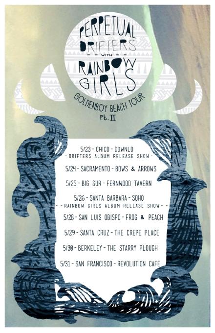 PD Tour Poster